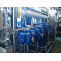 China Offshore Drilling Platform Natural Gas Compressor Electric Motor Driven on sale