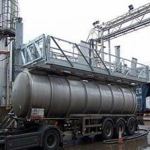 China Elevating Truck Loading Platforms on sale