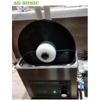 Buy cheap 6 Litre Table Top Ultrasonic Cleaning Machine , Ultrasonic Record Cleaner SS 304 product