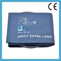 China Philips adult single tube BP cuffs,blue color on sale