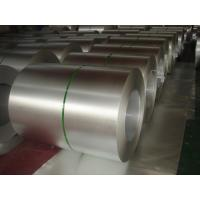 Buy cheap ASTM A792 / Aluzinc / AZ Alloy Regular spangle Hot Dipped Galvalume Steel Coil / Sheet product