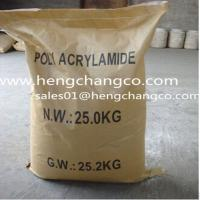 Buy cheap PAM/Polyacrylamide/water treatment chemical/phpa partially hydrolyzed polyacrylamide from wholesalers