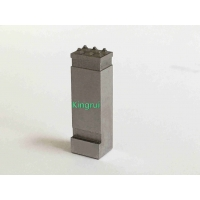 Buy cheap SKD11 Grinding Connector Mold Parts Precision EDM 0.005mm product