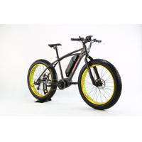 China PAS Electric Offroad Mountain Bike 10.4 A Electric Full Suspension Mountain Bike on sale