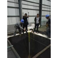 Quality OEM High Precision Galvanized Water Tank With Sheet Molding Compound for sale