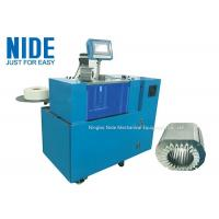 Buy cheap Fully Automatic Slot Insulation Paper Inserting Machine For Special - shaped Slot Stator product