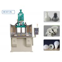 Buy cheap 85T 3 Stations Plastic Injection Moulding Machine 4 Cavities For LED Lamp Housing product