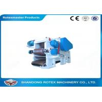 Buy cheap Large Output Leaves Branches Wood Chipper Machine with 4m Feed Conveyor product