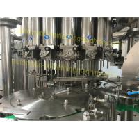 China PET Bottle Auto Oil Filling Machine 6 Capping Heads For Olive And Sunflower Oil on sale