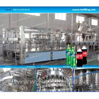 Buy cheap Rotary Washing Carbonated Filling Machine 10000 - 12000 Bottles Soda product