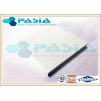 Buy cheap Office Use Lightweight Ceiling Panels Edge Exposed PE Polyester Powder Coated product