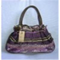 Buy cheap 3 colors in cotton and jute canvas Yunnan ethnic Classical fusion modern design lady handbag product