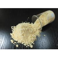 Buy cheap Long Flow Phenolic Molding Compound , Paraformaldehyde Powder For Grinding Wheels product