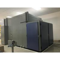 Buy cheap 19m³ Double Door Aging Test Chamber Humidity Chamber With Open φ100mm Hole product
