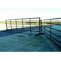 Buy cheap Yard Horse Corral Panels , Horse Fence Panels Metal Yube Materials product