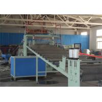 China PVC Free Foam Board Plastic Sheet Extrusion Line / Sheet Extrusion Machine For Decorative on sale