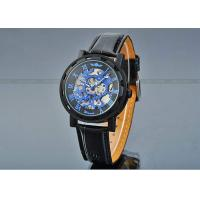 Buy cheap Hand Wind Precision Time Mens Automatic Watch 43mm Case For Gentleman product