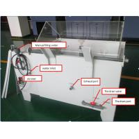 Buy cheap Drying wet salt corrosion climate chamber/Aritificial salt corrosion environment equipment product