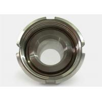 Buy cheap High Strength Din 11851 Sanitary Fittings , Sanitary Union For Food Line product