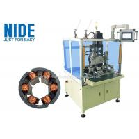 Buy cheap High Efficiency BLDC Motor Stator Automatic Winding Machine product