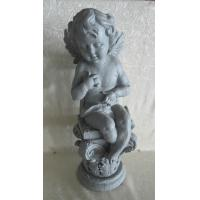 China Polyresin Angel Statue Decoration (SFR0640) on sale
