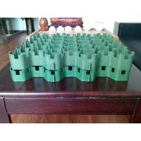 Buy cheap Green parking lot plastic grass paver product