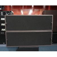 Buy cheap Large format dual 15 inch line array speaker product