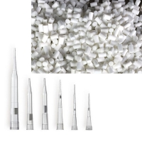 Buy cheap OD 10mm 20mm Sintered Porous Polyethylene PE Pipette Tip Filter product