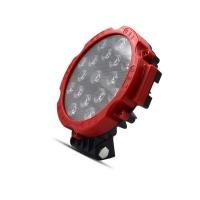 Buy cheap 51W High Power LED Driving Lamps , 7 Inches Off Road Driving Lights product