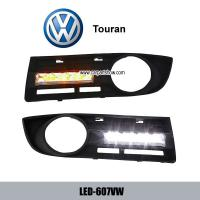 China Volkswagen VW Touran DRL LED Daytime Running Lights turn light steering lamps LED-607VW wholesale