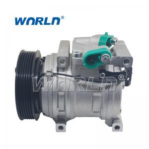 Buy cheap HS09 6PK Car AC Compressor For Kia Morning PICANTO (TA) 1.0 97701-0X100 97701-1Y050 F500CPAAC01 F500CPAAC04 F500CPAAC07 product