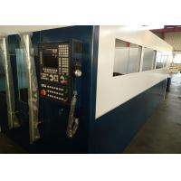 Buy cheap Auto CNC Laser Cutting And Engraving Machine , Iron Laser Cutting Machine 5 Nozzles product