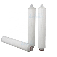 Buy cheap 222 Fin Pleated Filter Cartridge product