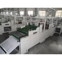 Quality Exported to RUSSIA With video semi automatic paper bag making machine for sale