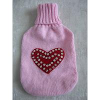 Buy cheap Hot water bottle knitted cover product