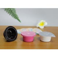 Buy cheap SGS Capsule Recipe Pack Small Plastic Pods 10ml For Face Care Toner Packing product