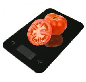 Большие наблюдатели веса масштаба кухни домочадца цифрового дисплея ЛКД электронные