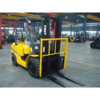 Buy cheap 500mm Load Center Propane Powered Forklift Machine With Forklift Spare Parts product