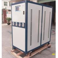 Quality Overload Protection Stainless Steel Water Loop R407C /R134A / R22 Refrigerant Industrial Water Cooling Chiller for sale