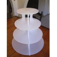 Buy cheap 5 Tiers Acrylic Cupcake Display/Cupcake Holder/Wedding Cupcake Stand product