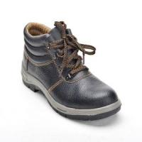Buy cheap Safety Shoes with Steel Toe and Steel Plate PU Outsole Wm012 product