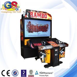 Buy cheap Машина видеоигры игрового автомата стрельбы РАМБО product