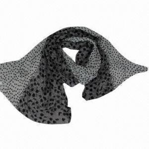 China 女性の長いアクリルによって印刷されるスカーフ、60x190cmの快適な方法、柔らかいOEMの発注は歓迎されています wholesale