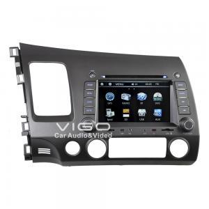 Buy cheap 8inch Car Multimedia Honda Sat Nav DVD For Honda Civic , GPS Navigation VHC7722 product