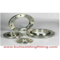 Buy cheap Alloy Steel Stainless Steel Flanged Fittings Astm A105 Flanges ASTM AB564 product