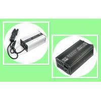 3 Pin XLR Connector Electric Bike Scooter Lithium Battery Charger With Euro AC Cord