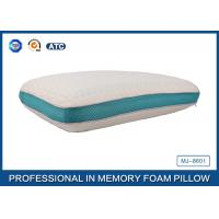 Buy cheap Anti Bacterial Comfort Revolution Cool Gel Memory Foam Pillow For Summer , Queen Size product