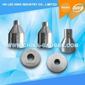 Calibre do tampão da lâmpada E14 de IEC60061-3