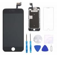 """Buy cheap Lightweight Iphone LCD Touch Screen Black 4.7"""" Inch Fast Delivery Without Dust from wholesalers"""