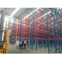 Metal Selective Palleting Rack for Warehouse Storage Use